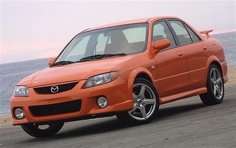 mazdaspeed cars 2003 mazda mazdaspeed protege information and photos