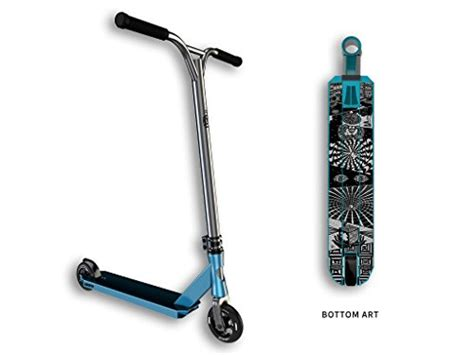Stunt Scooters Lucky Prospect Complete Pro Scooter, Teal