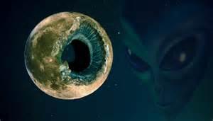 Hollow Moon Theory NASA