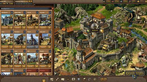 jeux de city siege 2 tribal wars 2 le jeu de stratégie en ligne par