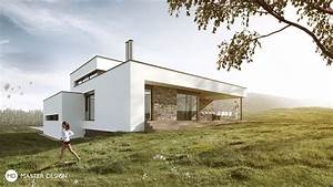 Nízkoenergetické domy ve svahu