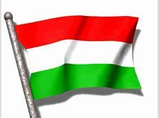Animierte Flaggen Magyaren Flagge Magyar