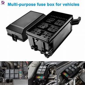 6 In 1 Fuse Box