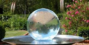 Fontaine De Jardin Jardiland : fontaine exterieur sphere my preziosa ~ Melissatoandfro.com Idées de Décoration