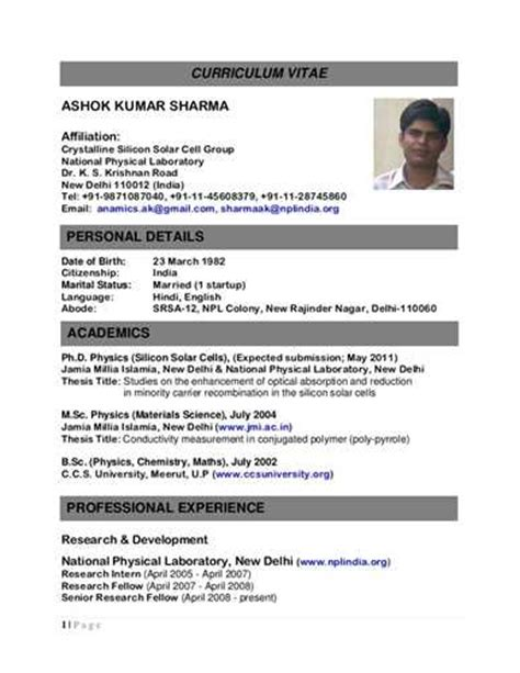 Resume Bioinformatics by General Bioinformatics Resume Tips