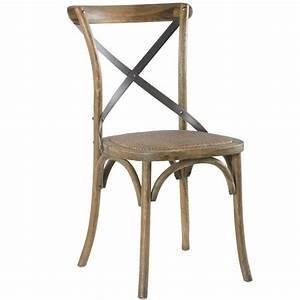Chaise Bistrot Metal : chaise bistrot en metal ~ Teatrodelosmanantiales.com Idées de Décoration
