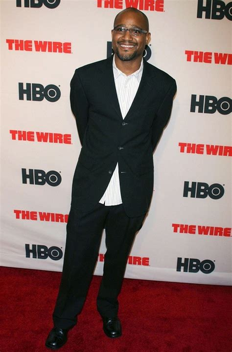 seth gilliam new york seth gilliam picture 5 new york premiere of hbo s the wire
