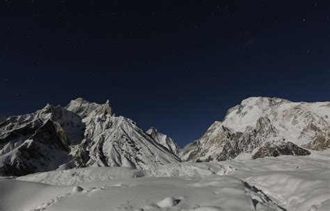 See The First Successful Ski Descent Of The