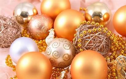 Christmas Ornaments Wallpapers Fantastic Decorations Golden Ornament
