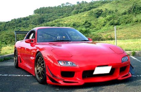 Bronze Wheels red Fd    NoPistons  Mazda Rx7 & Rx8