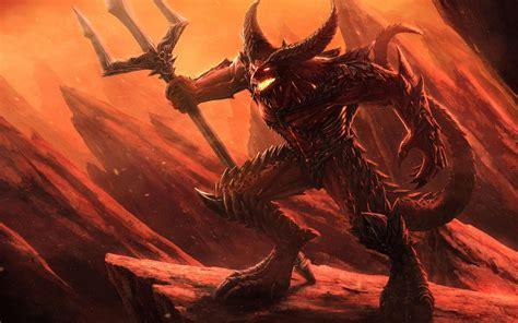 Fantasy Demon Backgrounds 4K Download