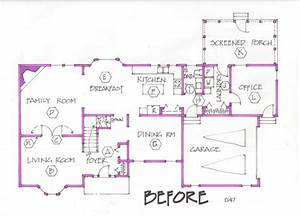 How To Build Drama Into An Ordinary Floor Plan