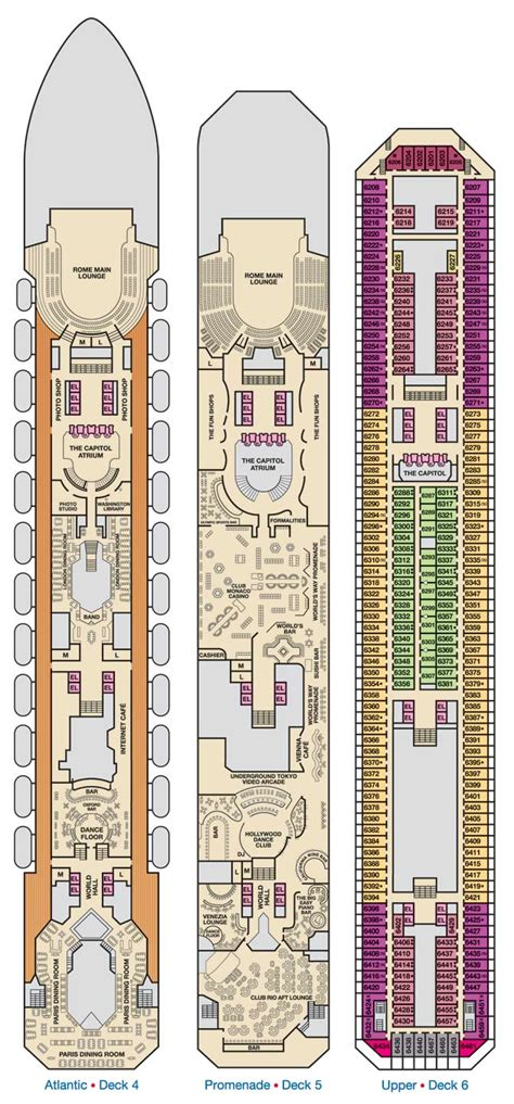 carnival fascination deck plan 2012 100 cruise ship floor plan river tosca equinox nov