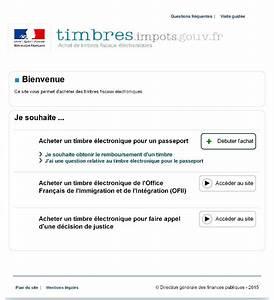 Récépissé De Déclaration D Achat En Ligne : timbres fiscaux pour demande de passeport un nouveau site d achat en ligne ~ Medecine-chirurgie-esthetiques.com Avis de Voitures