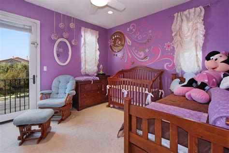 baby girl nursery ideas themes designs pictures