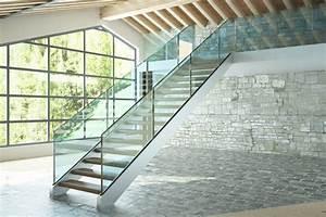 Treppe Mit Glas : treppen metall innen xj06 hitoiro ~ Sanjose-hotels-ca.com Haus und Dekorationen