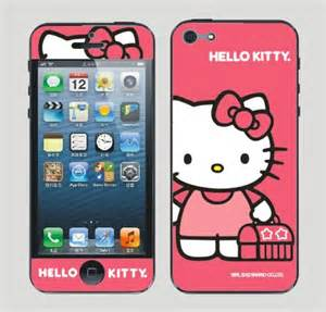 Hello Kitty Phones Front and Back