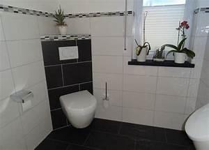 Fliesen Bad Weiß : wandfliesen bad anthrazit ~ Markanthonyermac.com Haus und Dekorationen