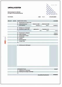 Kilometergeld Berechnen : werbungskosten unfallkosten rechentabelle zum download ~ Themetempest.com Abrechnung