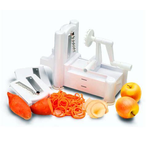 spiral vegetable fruit slicer spiralizer 3in1 spiral slicer spiralizer vegetable fruit chopper