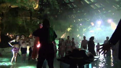 halloween pool party  youtube
