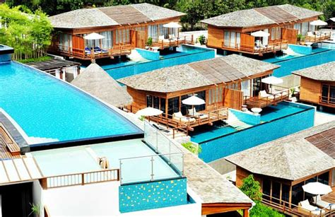 Water Villas And Overwater Bungalows In Thailand