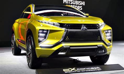 Update Motor Show 2018 : รถใหม่ Mitsubishi