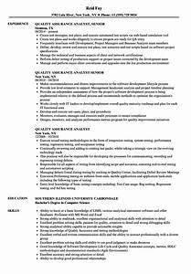 Call Centre Resume Sample Quality Assurance Analyst Resume Samples Velvet Jobs