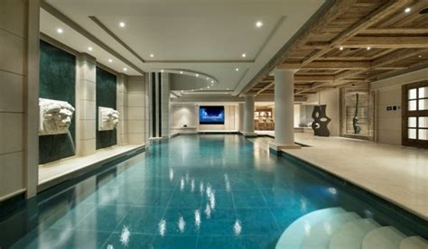 Posh Portuguese Residence With Beautiful Lake Views by Luxury Ski Chalets Edelweiss Courchevel 1850