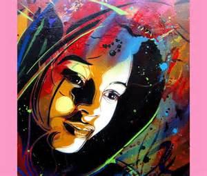 Graffiti Spray-Paint Stencil Art