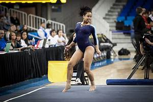 Watch UCLA Gymnast Sophina DeJesus's Amazing Floor ...
