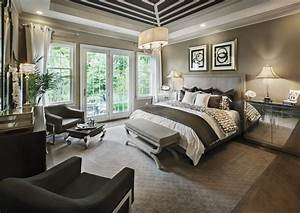 Create, An, Elegant, Master, Bedroom, With, A, Chandelier, About