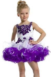 Toddler Girl Pageant Dresses