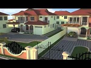 Global Homes Ghana - YouTube