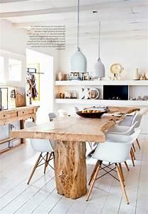 Stühle Für Holztisch : die besten 25 esstisch holz ideen auf pinterest holz esstische m bel dick und tisch ~ Markanthonyermac.com Haus und Dekorationen