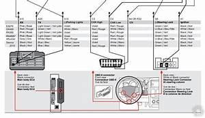 2012 Toyota 4runner Limited  Alarm Wiring