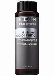 Redken For Men LIGHT NATURAL 2 Oz Color Camo 10 Minute