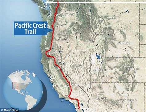 pacific crest trail hike captured   minute video