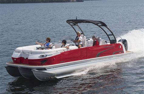 Princecraft Pontoon Boat Seats by Best Pontoon Boats Boats