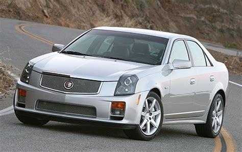cadillac cts  sedan pricing features edmunds