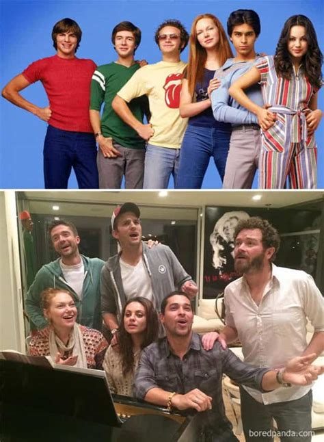 10 Famous Cast Reunions That Make us Feel Old