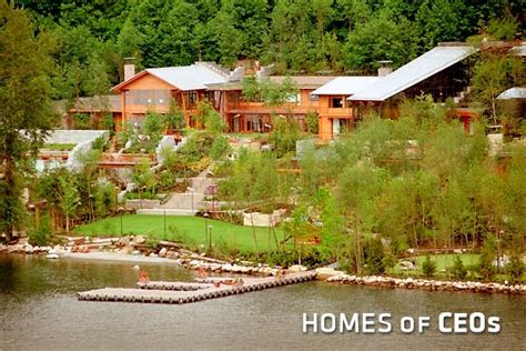 Homes of CEOs   Celebrity houses, Expensive houses ...
