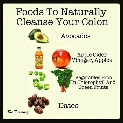 cuisine detox colon cleansing foods a better me