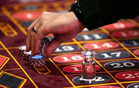 Bet Placement In Roulette