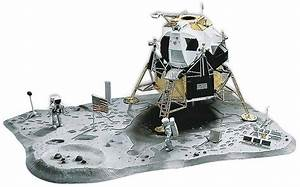 Revell Apollo: Lunar Module Eagle 1/48 Scale - West Wales ...