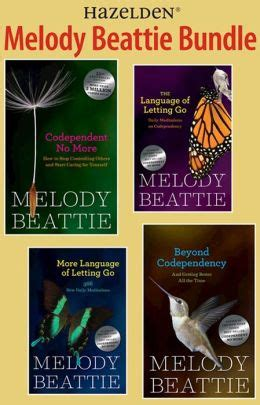 Melody Beattie 4 Title Bundle Codependent No More And 3