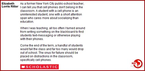 cell phones in school debate should cell phones be allowed in school debate on