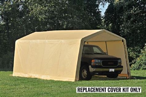 shelterlogic replacement cover  peak     model  ebay