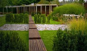 creer une allee originale 16 idees pour sublimer le jardin With creer un jardin d ornement 14 le carrelage exterieur