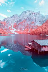 Incredible infrared photography of the dolomites by paolo for Dolomites by paolo pettigiani